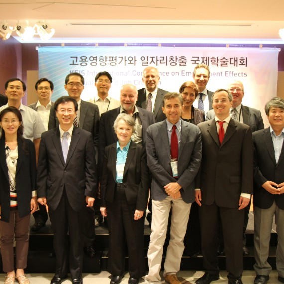 KEIS 고용영향평가와 일자리창출 국제학술대회 8