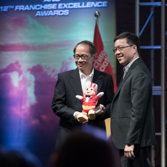 2014 Jollibee Franchisees Convention 8